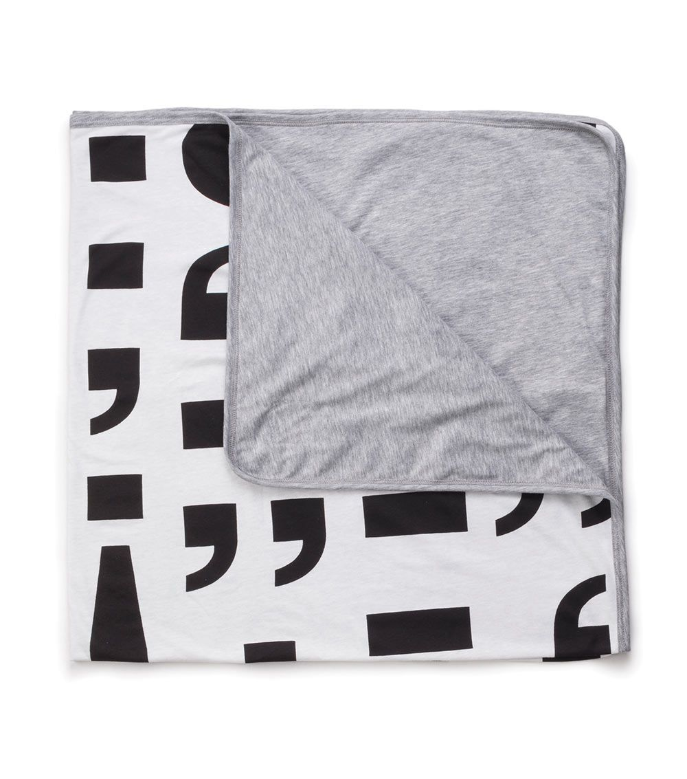 punctuation blanket