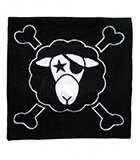 reversible logo towel