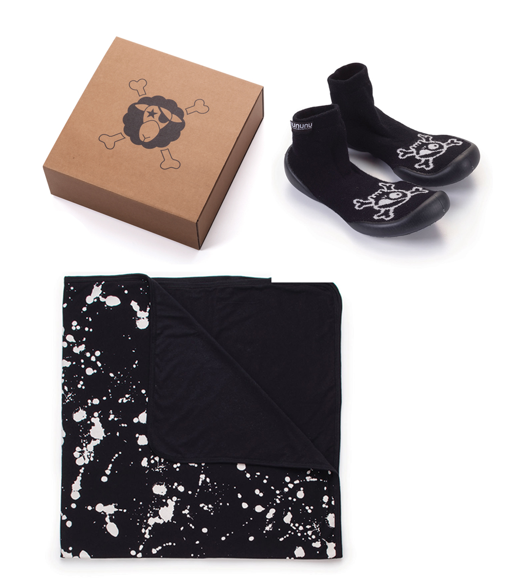 black splash gift box