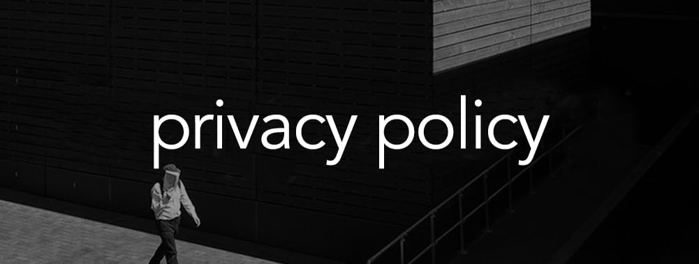 privacy policy 1 - PRIVACY POLICY
