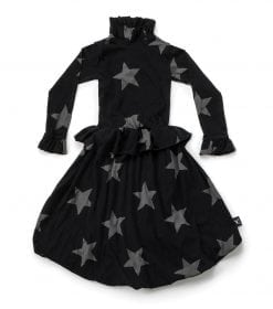 VICTORIAN STAR BALLOON DRESS