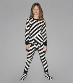 STRIPED LOUNGEWEAR