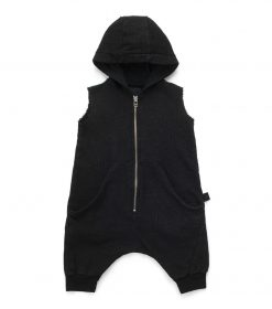 hooded overall