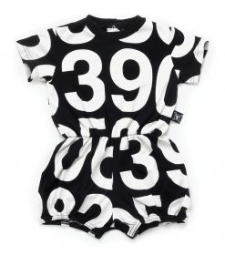 numbered yoga overall