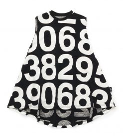 numbered 360 dress
