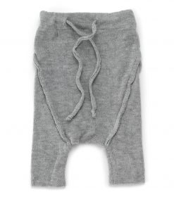 knit baggy pants