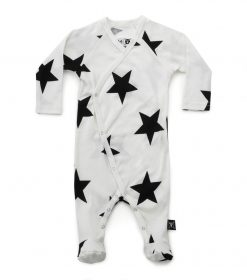 star footed envelope overall