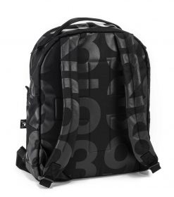 numbered backpack