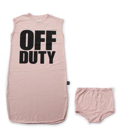 off duty powder pink