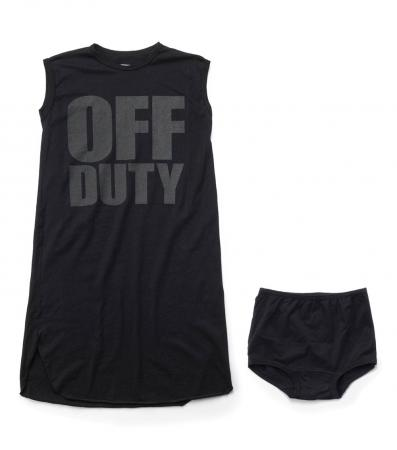 off duty black